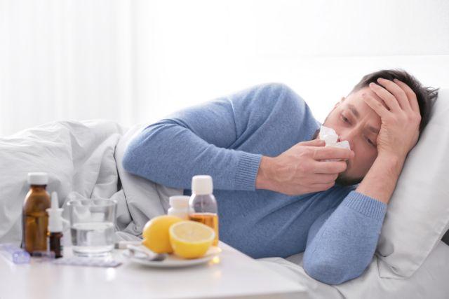 Με τάση σταδιακά αυξανόμενη η εποχική γρίπη