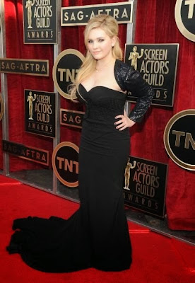 Abigail Breslin Screen Actors Guild Awards 2014