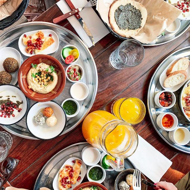 wegetariańskie śniadanie w Warszawie