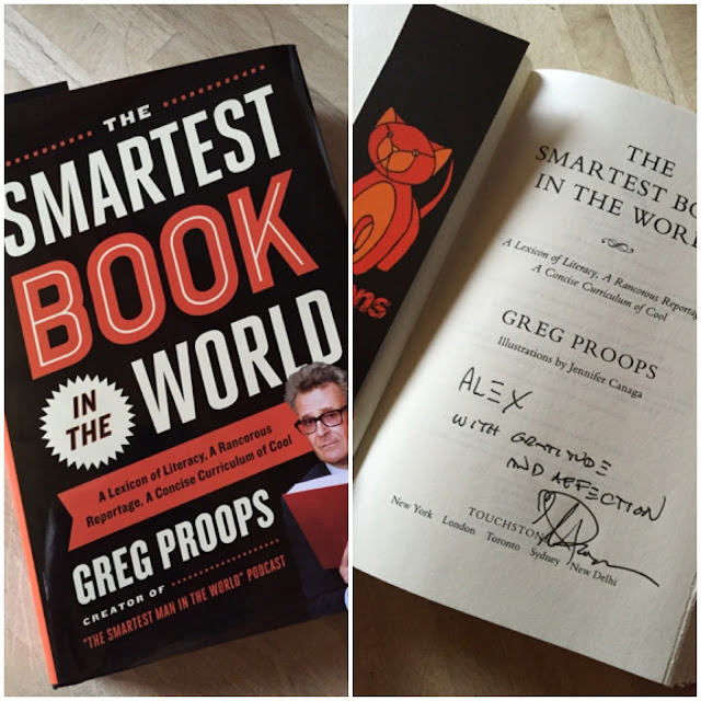 The Smartest Book in the Word Greg Proops