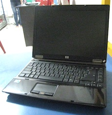 jual laptop bekas hp compaq 6530b