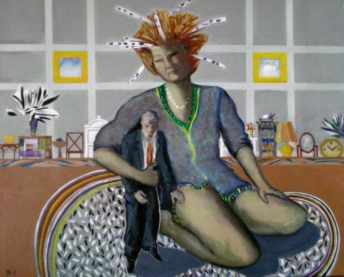 Фантастический реализм. Helmut Zimmermann