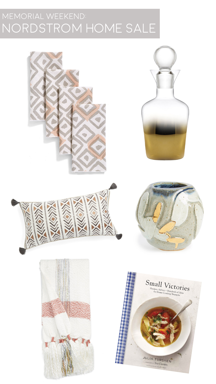 Memorial Day Weekend Sale: Nordstrom Home | Kayla Lynn