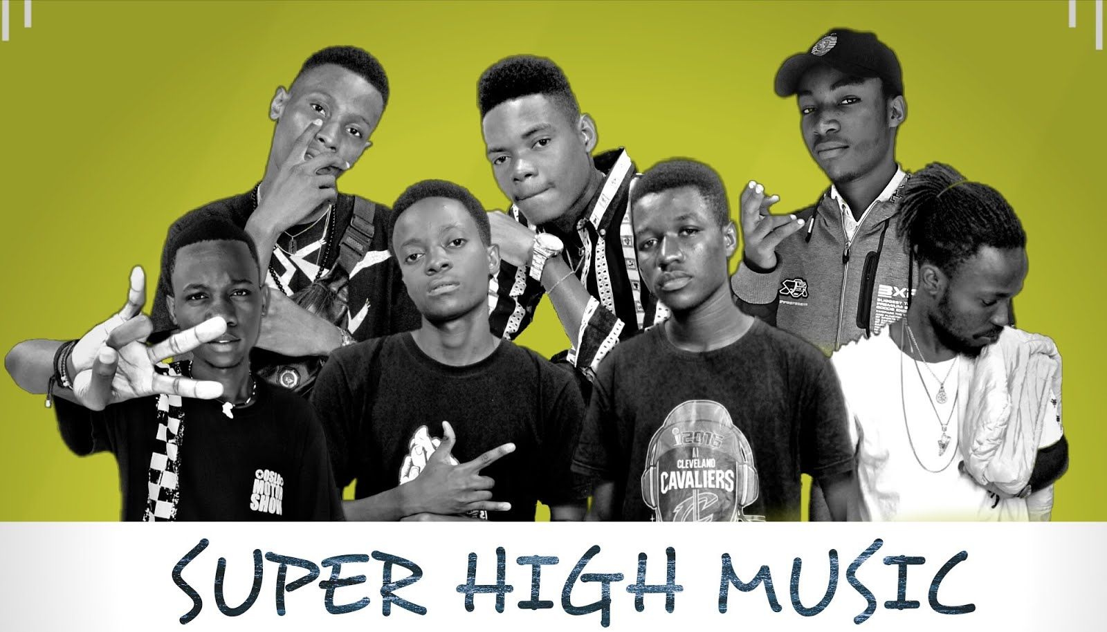 SUPER HIGH MUSIC