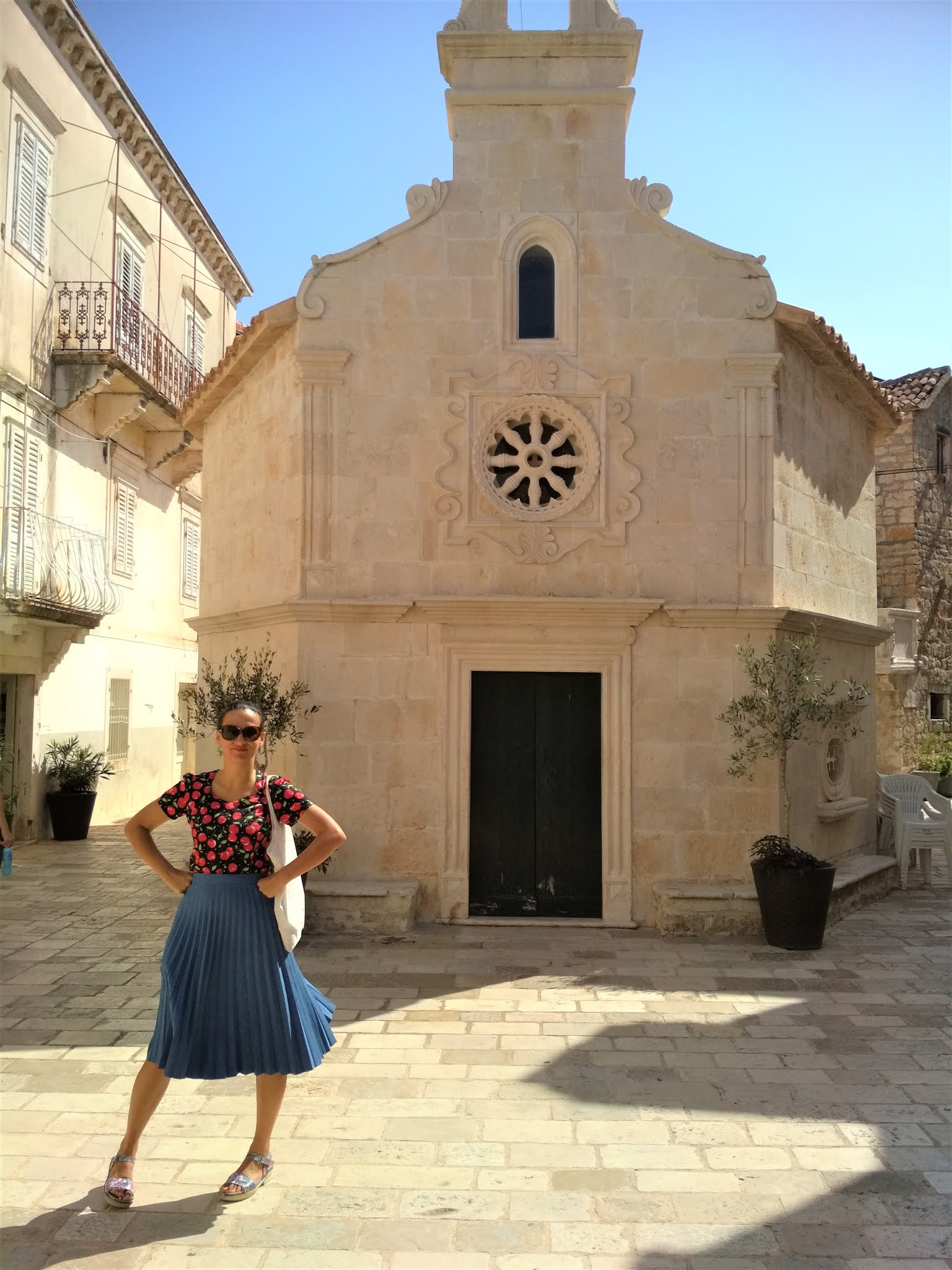 WHAT I WORE RECENTLY: FIVE TRAVEL FRIENDLY OUTFITS #modaodaradosti