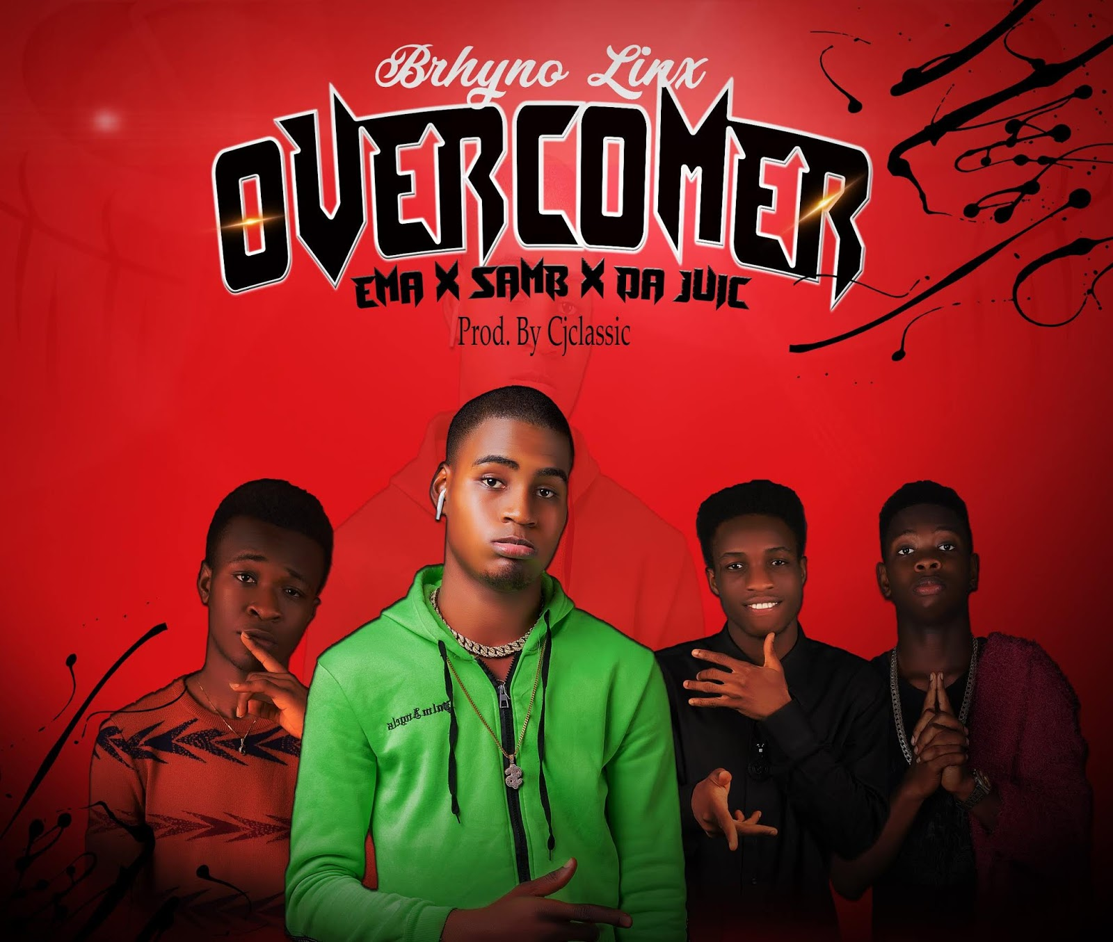 Brhyno Linx - Overcomer Mp3 Download