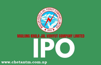 Mailung Khola Jal Vidhdyut Company Issuing 7,36,286 IPO Shares Approved by SEBON
