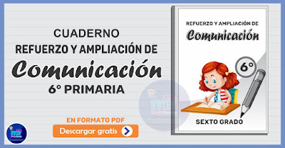 Refuerzo y Ampliación de Comunicación 6°