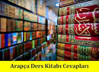 6. Sınıf Arapça Ders Kitabı Cevapları