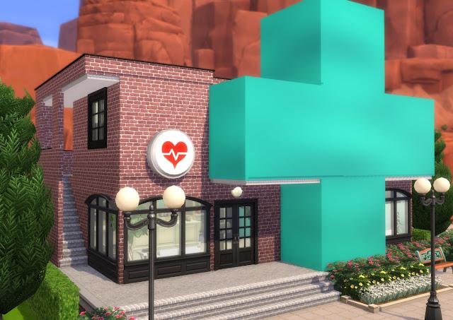 IR: Аптека для The Sims 4, торговое здание для The Sims 4, The Sims 4, общественный лот для The Sims 4, доми для сима, дом для симов скачать , дом для маленького участка, дом для участка 15х20, лоты The Sims 4, дома The Sims 4, строительство для The Sims 4, как построить маленький дом в The Sims 4, скачать маленький дом для The Sims 4, дешевый дом для симов в The Sims 4 скачать, стартовые дома для The Sims 4, торговля дом для симов The Sims 4, красивый дом в The Sims 4, функциональный дом в The Sims 4, маленький дом в The Sims 4 фото, скачать дома для The Sims 4, медицина в Sims 4, кабинет врача Sims 4, больница в Sims 4,