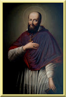 Saint Francis de Sales - Artist Unknown, PD-Art-1923