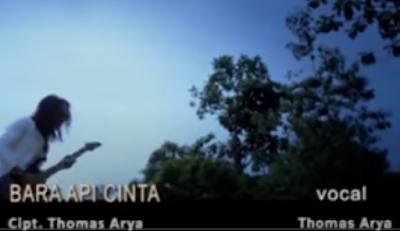 Thomas Arya - Bara Api Cinta terbaru 2021