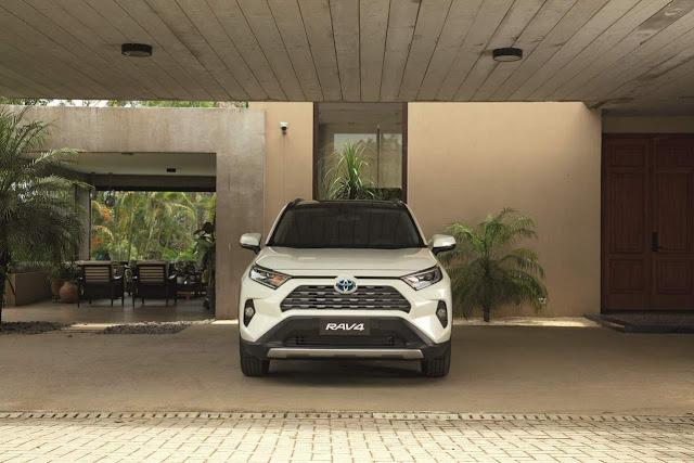 Toyota RAV4 2020 Hybrid: preços sobem até R$ 18 mil