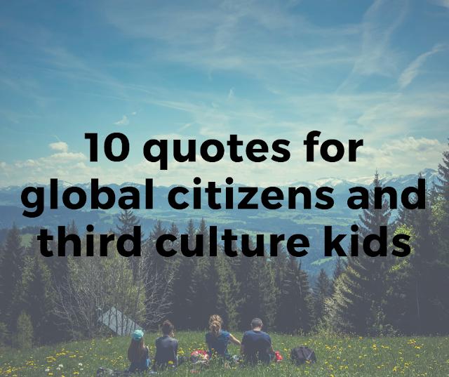 TCK quotes