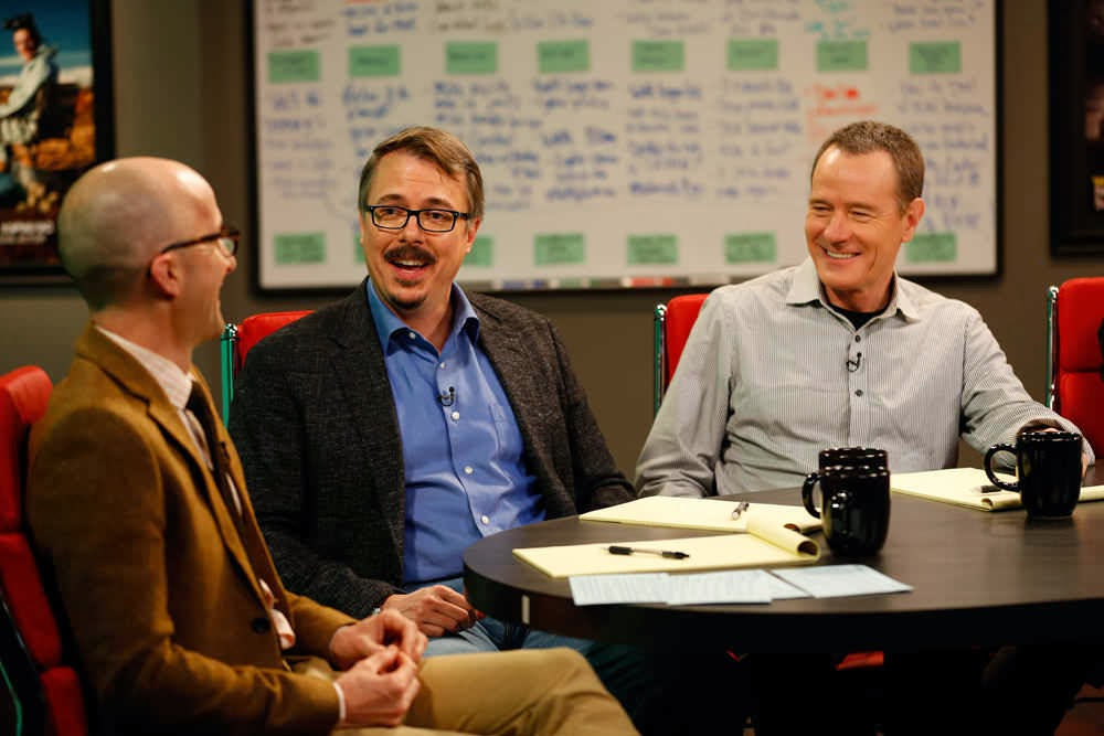 the writers room breaking bad
