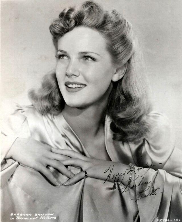 Image result for Barbara Britton