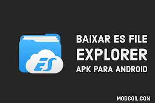 Baixar ES File Explorer para Android
