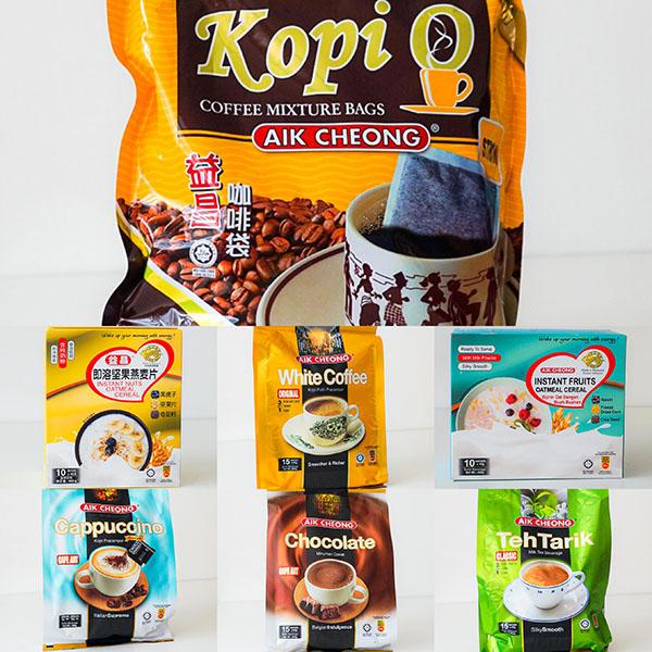 Kopi 3 in 1 Aik Cheong Coffee Jenama Malaysia