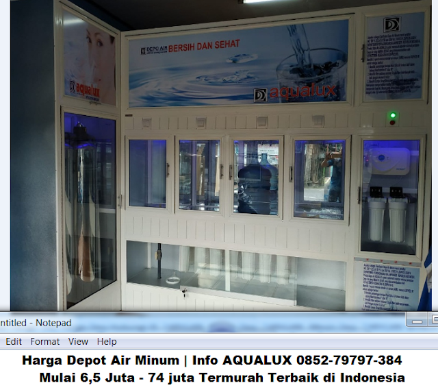Harga Depot Air Minum Isi Ulang Jombang Bekasi Tangerang ...