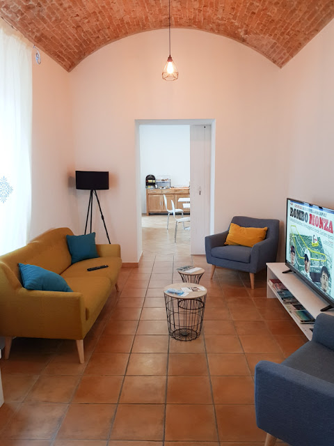 Hotel Villa Santadi-Spazi comuni