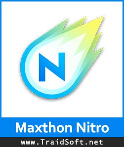 تحميل Maxthon Nitro للكمبيوتر برابط مباشر