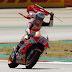 MotoGP: Márquez supera a Dovizioso en el duelo por la victoria en Aragón