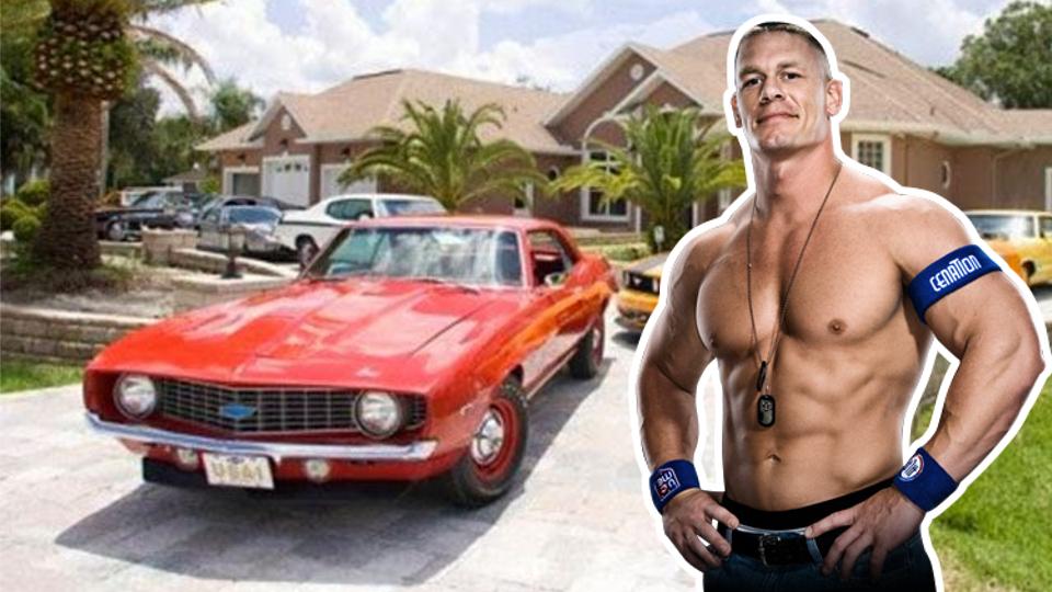 John Cena Car Collection Top Media
