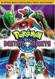 Pokémon 7: Destino Deoxys – DVDRIP LATINO