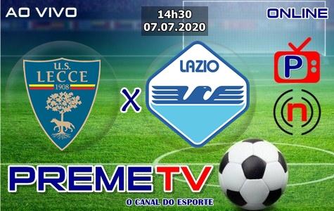 Lecce x Lazio Hoje Ao Vivo