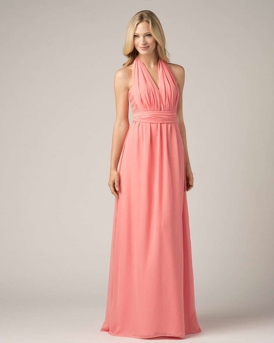 Convertible Bodice Dress bridesmaid