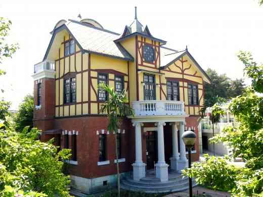 wisata sejarah taiwan