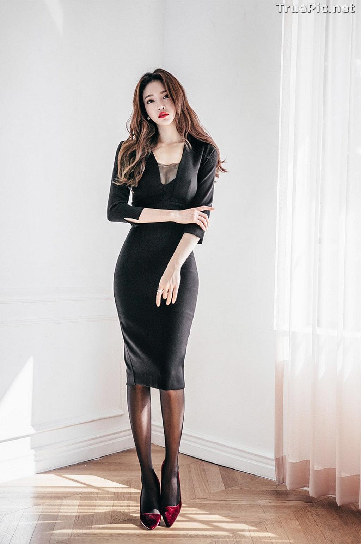 Image Korean Beautiful Model – Park Jung Yoon – Fashion Photography #4 - TruePic.net - Picture-2