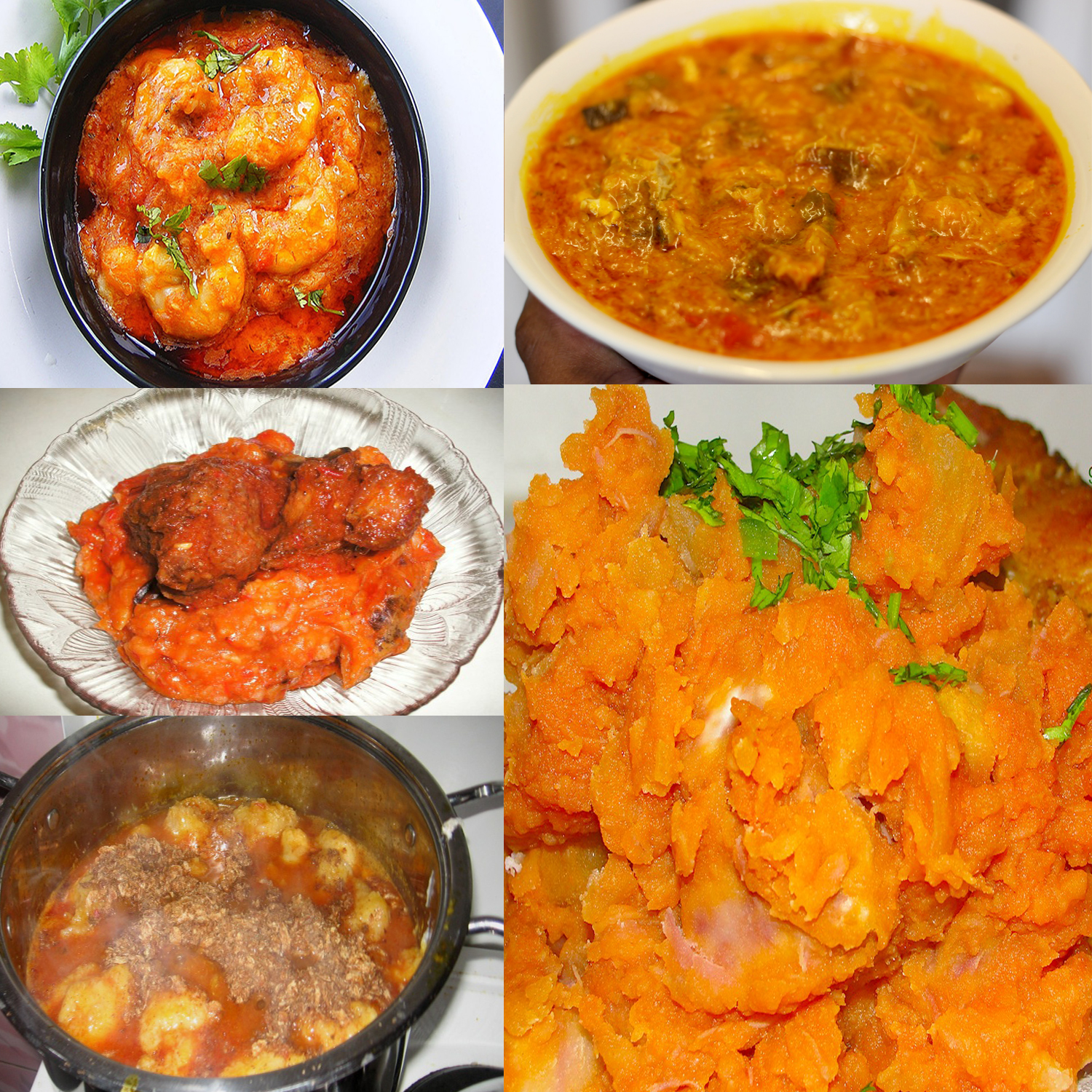 Yam Receipe: ALL AFRICAN DISHES: YAM RECIPES (IKOKORE