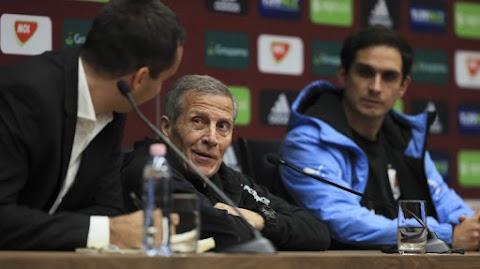 Stadionavató - Uruguay számára megtiszteltetés a fellépés