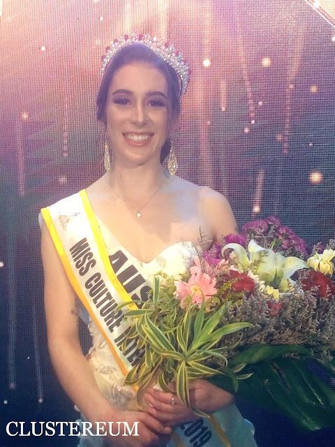 Miss Culture International 2019 Result