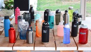 Bersihkan Botol Minum Anda !, RTH, Rumah Terapi Herbal