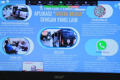 SIRENE MUBA Melaju Babak 23 Besar Inovasi Nasional