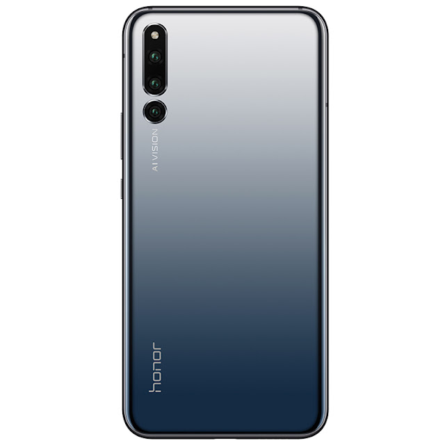 Huawei's Honor Magic 2 Announced With No-Notch, Manual Slider Screen And Six Cameras