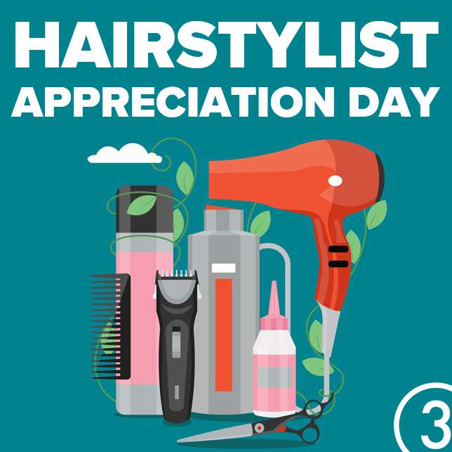 National Hairstylist Appreciation Day Wishes Unique Image