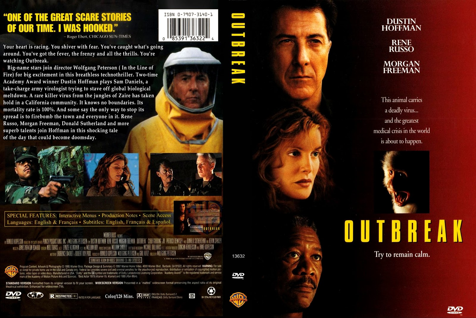 Vagebond S Movie Screenshots Outbreak 1995