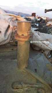 مدفع M-46 عيار 130 ملم الذاتي الحركه المدولب المطور من قبل الجيش السوري  - صفحة 2 15782066_393636107646091_775262637_n