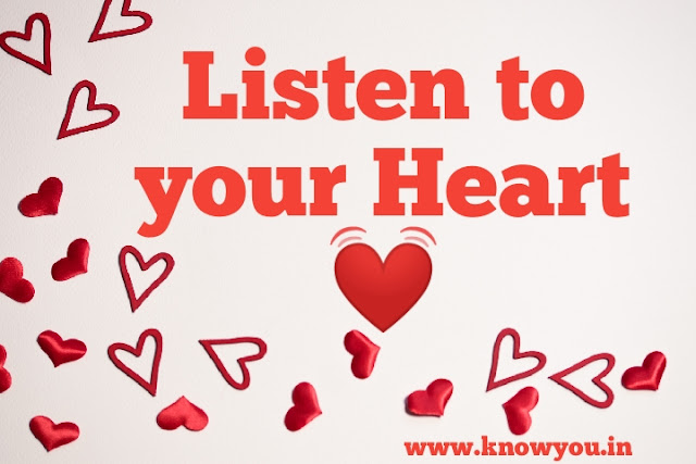 Listen to your Heart, How to Listen Your Heart, Top best tips to listen Your Heart 2020.
