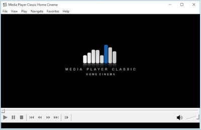 2) برنامج Media Player Classic - Home Cinema