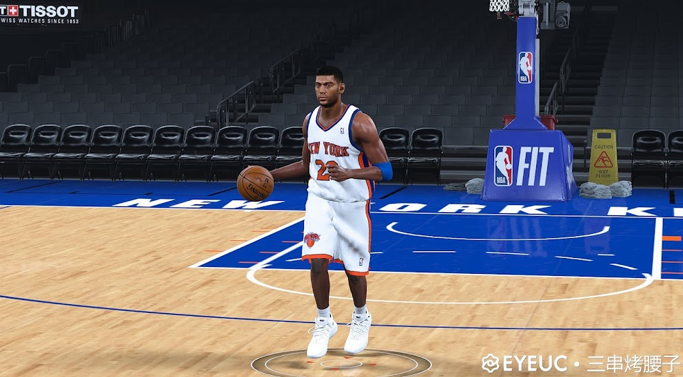 Allan Houston Cyberface And Body Model By Shoddy Series [FOR 2K21]
