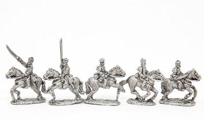 MUT9   Bengal light cavalry, Company dress