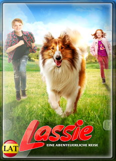 Lassie Vuelve a Casa (2020) DVDRIP LATINO