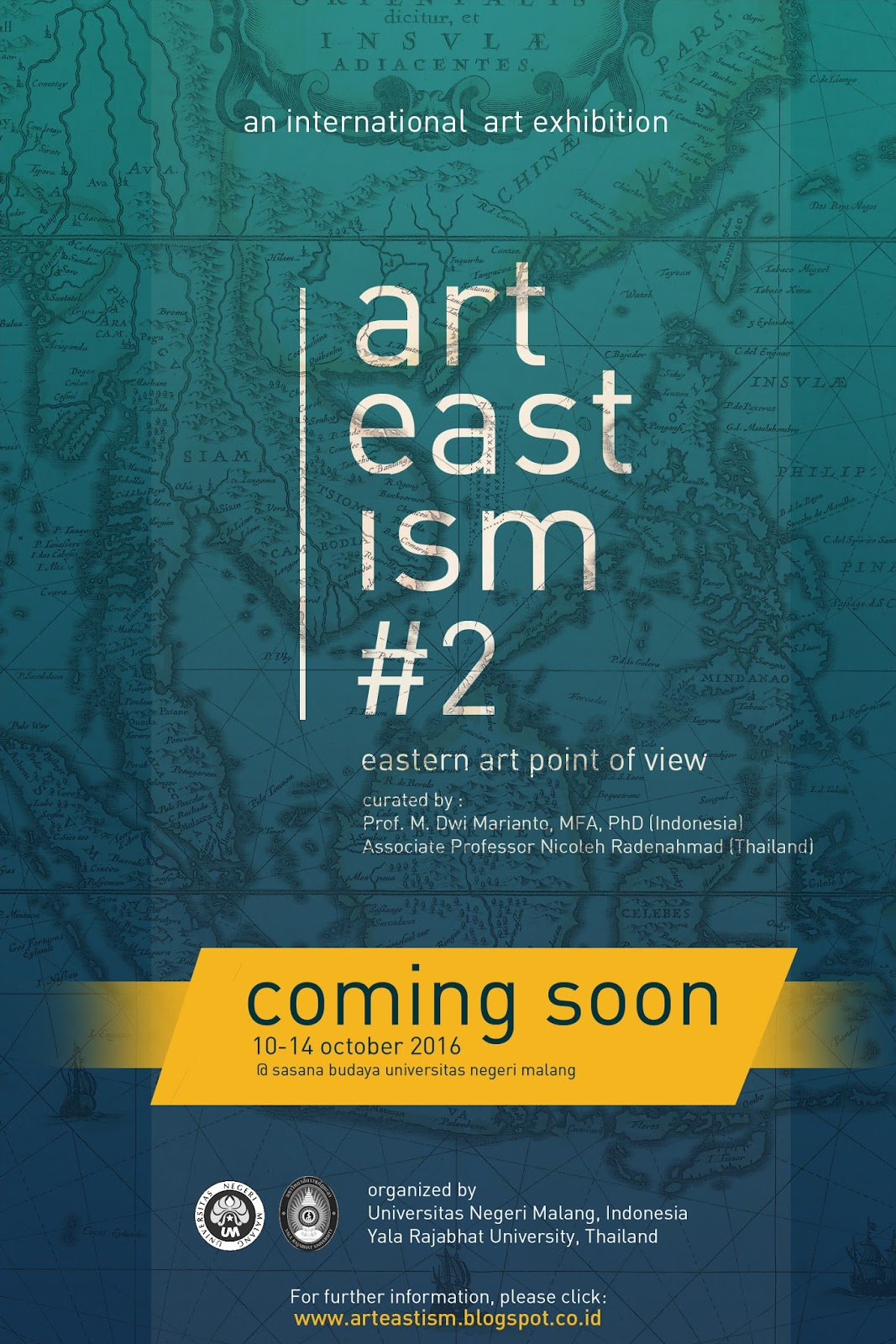 arteastism: Undangan Pameran Seni Rupa ArtEastIsm#2
