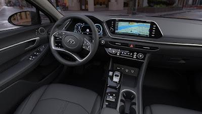 2021 Hyundai Sonata Hybrid Review, Specs, Price
