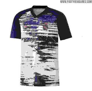 Bocoran Jersey Prematch Madrid 2020/2021 Adidas