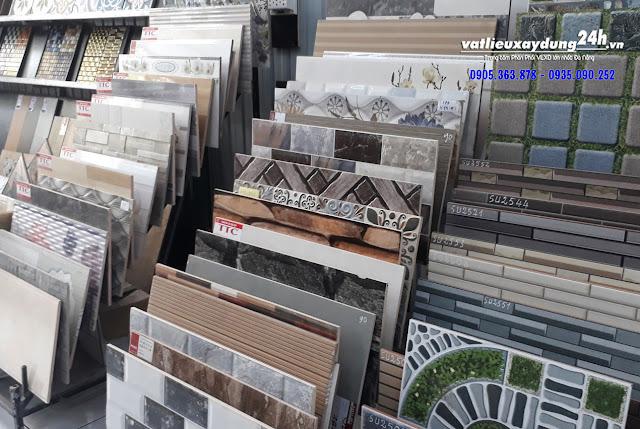 Gạch men lát nền, gạch ốp tường tại Đà Nẵng